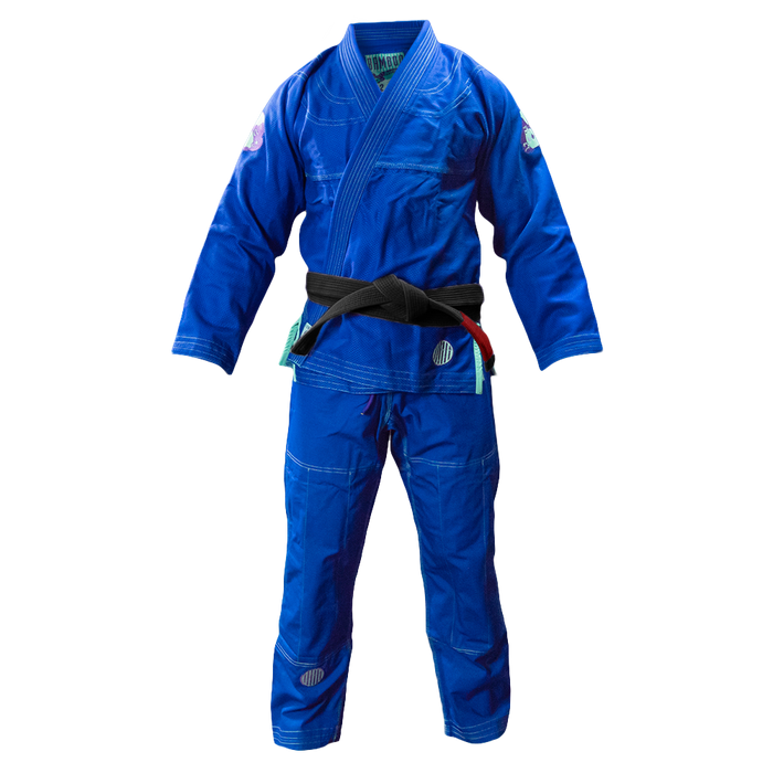 Inverted Gear Bamboo Gi