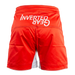 Inverted Gear Rdojo 2019 Shorts back red