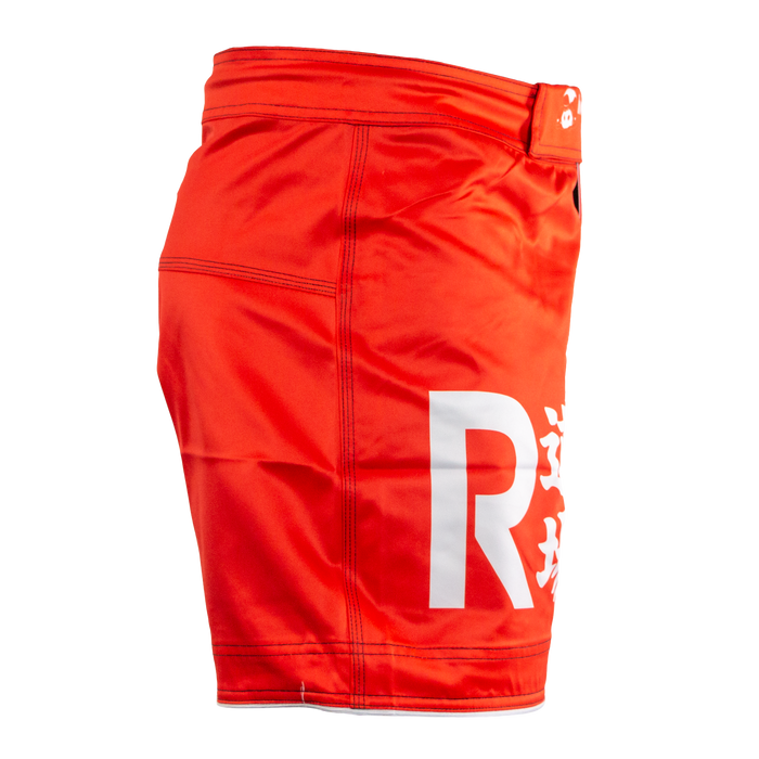Inverted Gear Rdojo 2019 Shorts red side