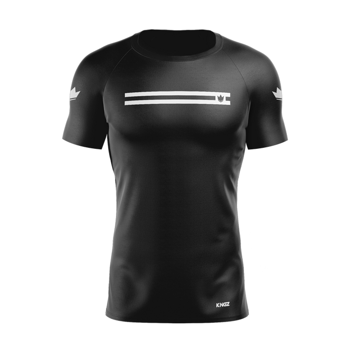 Kingz Sport Ranked Rashguard Short Sleeve