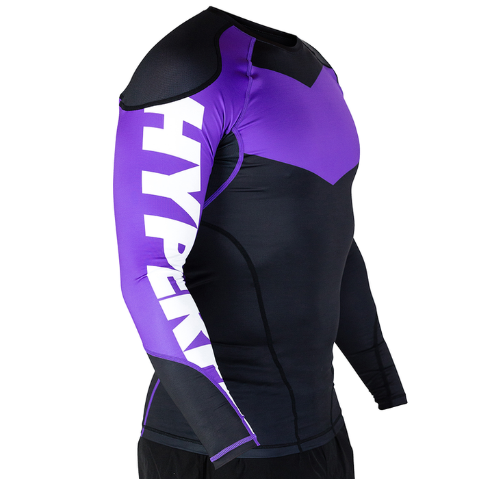 Hyperfly Supreme Ranked Rash Guard II Long Sleeve