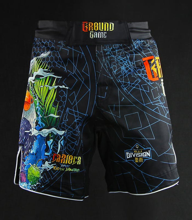 Ground Game Carioca MMA Shorts