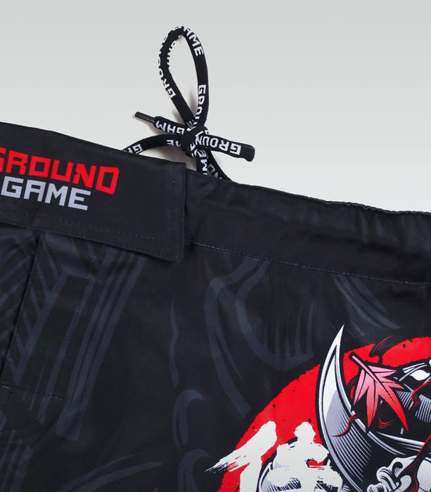 Ground Game Samurai 2.0 MMA Shorts