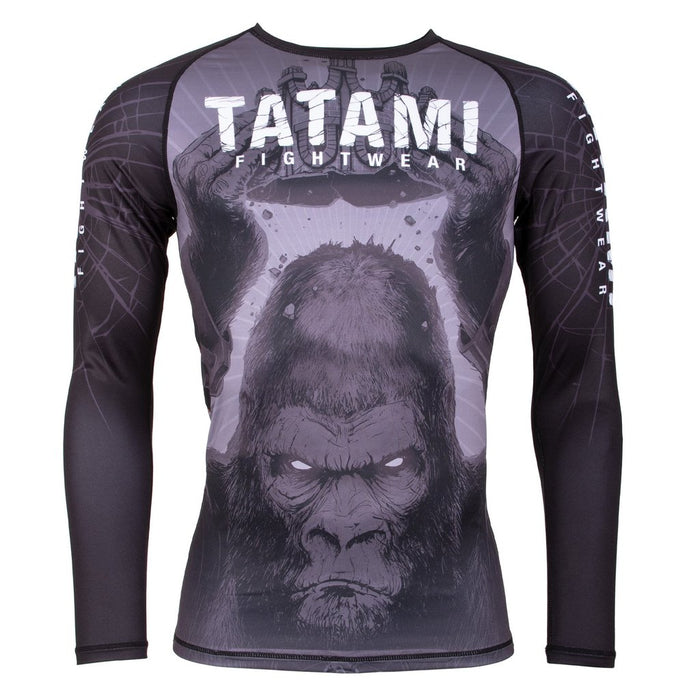 Tatami King Kong Rashguard Long Sleeve