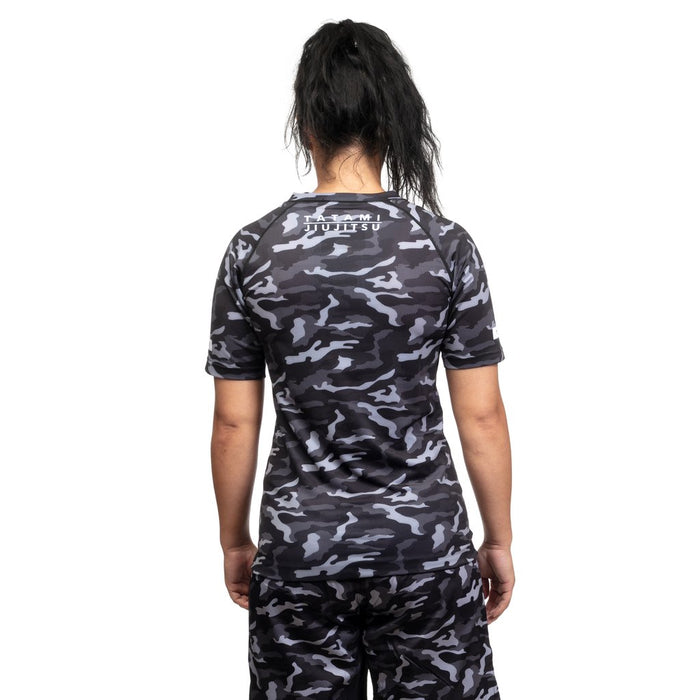 Tatami Ladies Rival Rashguard Short Sleeve
