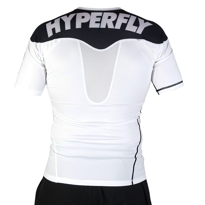 Hyperfly Supreme Ranked Rash Guard II Short Sleeve