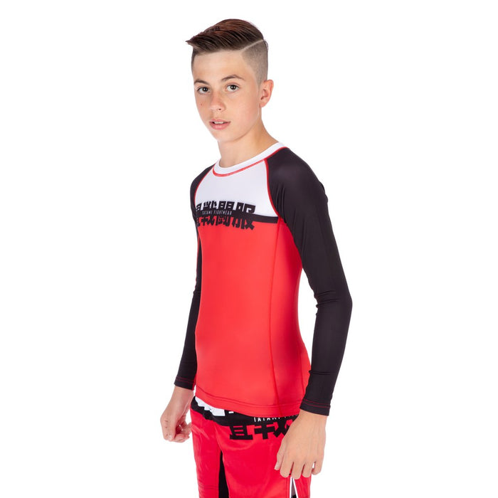 Tatami Kids Super Rashguard Long Sleeve