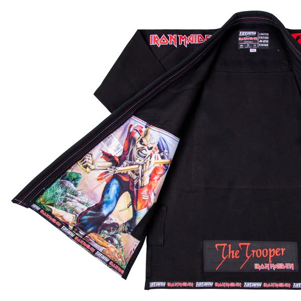 Tatami x Iron Maiden Trooper Gi