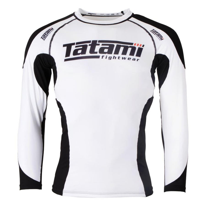 Technical Rash Guard - White