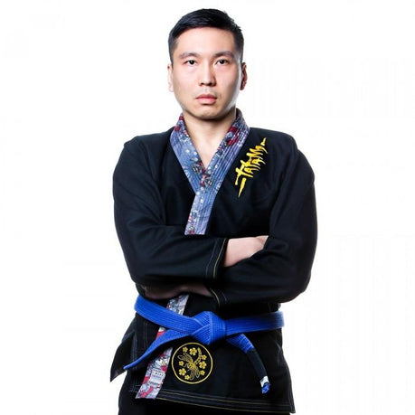 Tatami Dragon Fly BJJ Gi Black