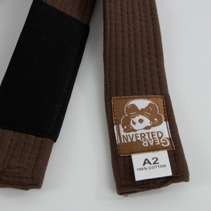 Inverted Gear BJJ Belt