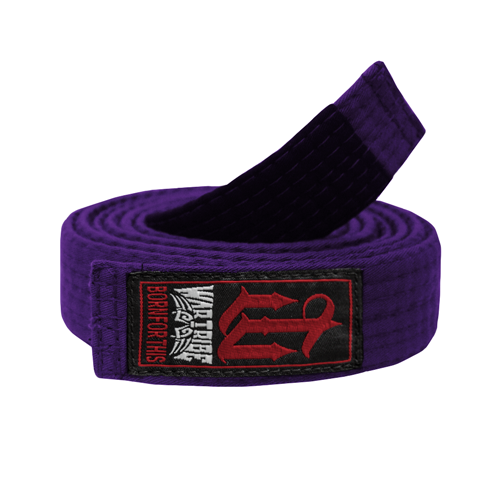 War Tribe BJJ Belt