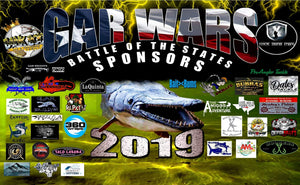 Gar Wars May 25th-26th 2019