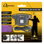 Quarrow LED USB Rechargeable Cap Light - PuroPincheCast&Blast Outfitters