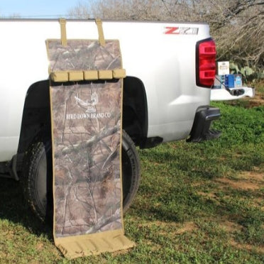 The Ultimate Shotgun Rest -Tan & Camo - PuroPincheCast&Blast Outfitters
