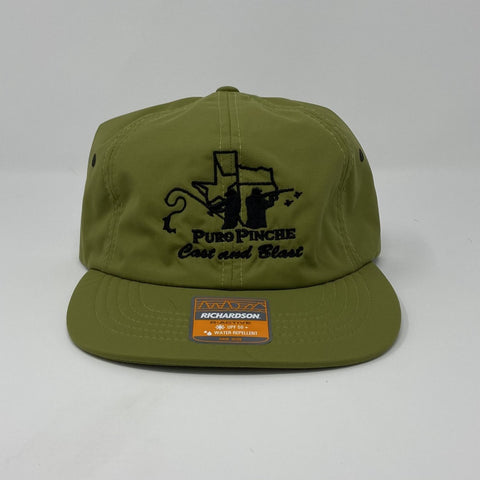 WATER RESISTANT OD GREEN LID