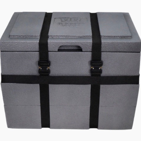 Rugged Road ONITIS 45 Cooler-GunMetal