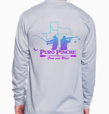PuroPinche Apparel Performance Fishing Shirt