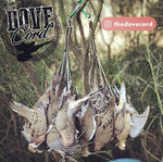 The Dove Cord - PuroPincheCast&Blast Outfitters