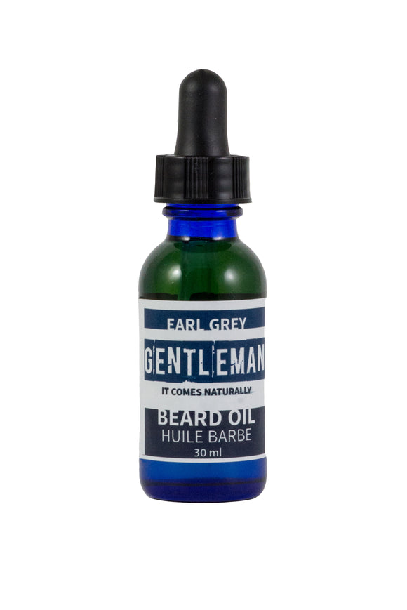 Gentleman's Beard Oil - Essential Relaxation