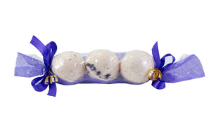 Lavender Moments - Bath Bomb - 3 Pack - Essential Relaxation