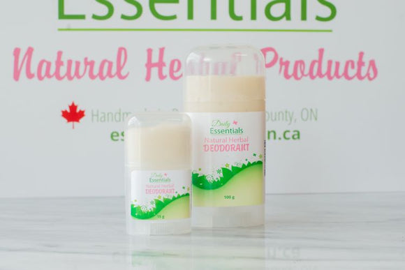 Daily Essentials Natural Herbal Deodorant - Essential Relaxation