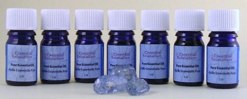 Pure Essential Oil - Geranium - Essential Relaxation