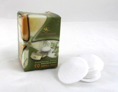 Aromatherapy Spa Scenter Refill Pads - Essential Relaxation