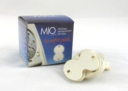 Aromatherapy Diffuser Refill Pads - Mio - Essential Relaxation