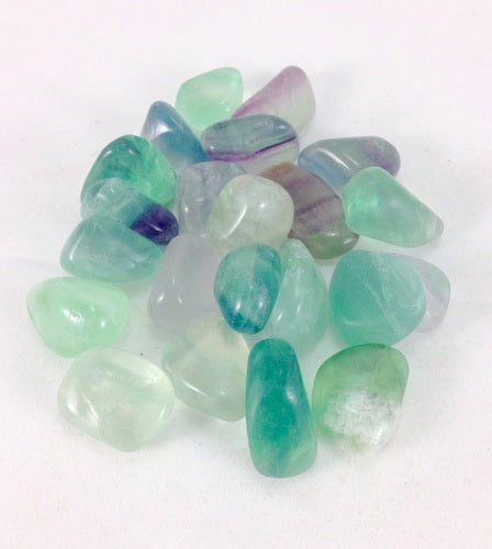 Crystal - Polished Fluorite - Essential Relaxation