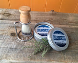 Gentleman's Eco-Shave Soap In Tin - Essential Relaxation