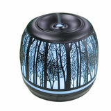 Aromatherapy Large Capacity Trees Diffuser - Essential Relaxation