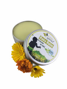 Little Sprout Baby Balm - Essential Relaxation