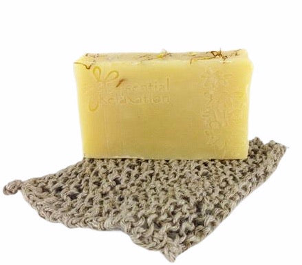 Hemp Facial Cleansing Cloth - Essential Relaxation
