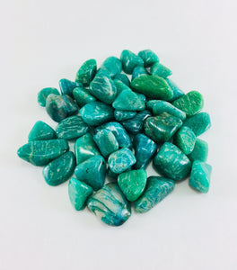 Amazonite Crystal Polished