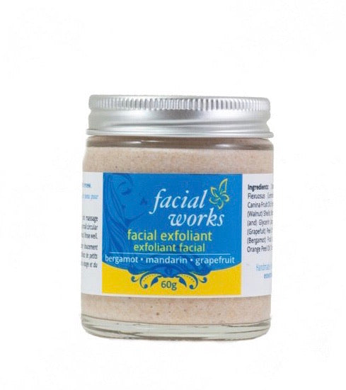Facial Works Facial Exfoliant - Essential Relaxation