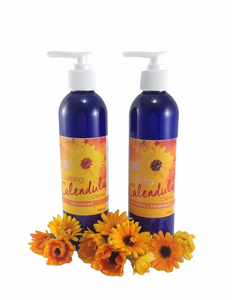 Calming Calendula Cream - Essential Relaxation