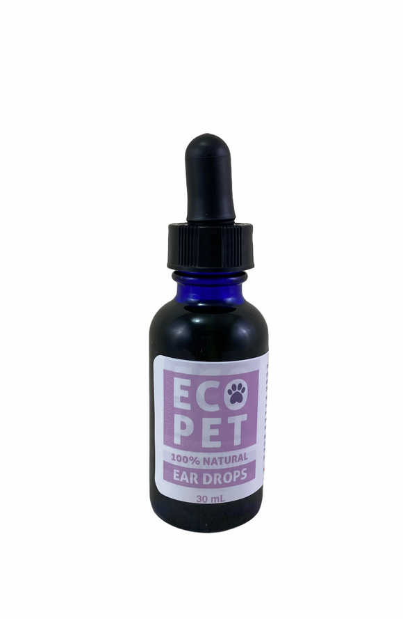 Eco Pet Ear Drops - Essential Relaxation