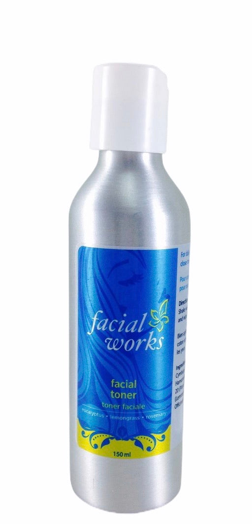 Facial Works Toner - Essential Relaxation