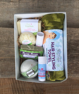 Home Spa Kit - Hocus Pocus - Essential Relaxation