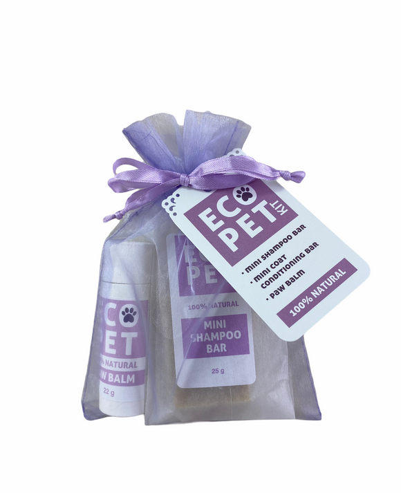 Eco Pet Sampler Organza Kit - Essential Relaxation