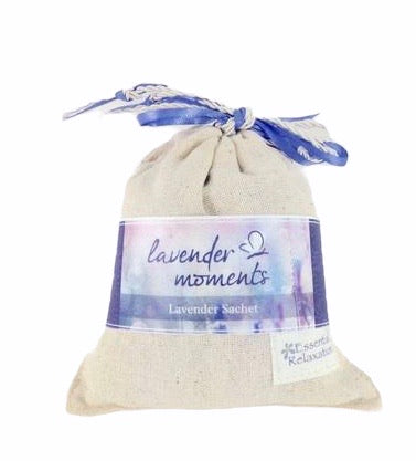 Lavender Moments Sachet - Essential Relaxation