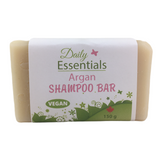 Daily Essentials Argan Shampoo Bar - Essential Relaxation