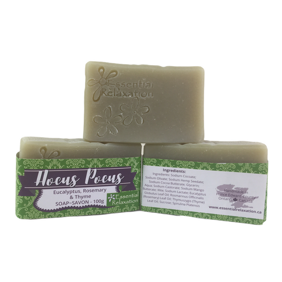 Hocus Pocus Bar Soap - Essential Relaxation