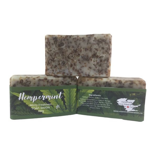 Hand Soap - Hempermint - Essential Relaxation