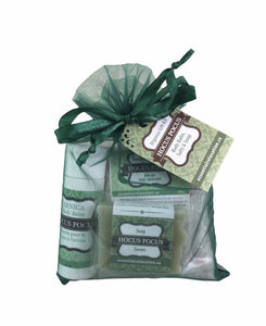 Hocus Pocus Organza Gift Kit - Essential Relaxation