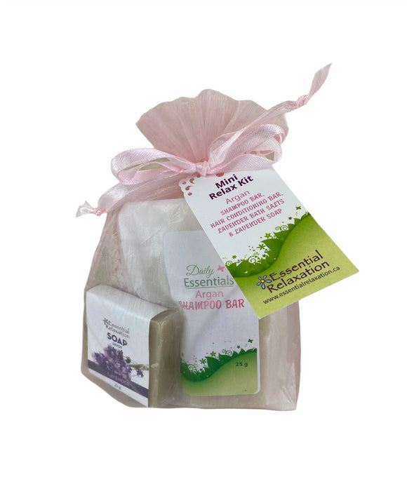 Daily Essentials Mini Relax Kit - Essential Relaxation