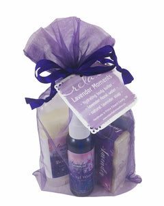 Lavender Moments Relax Organza Kit - Essential Relaxation