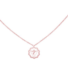 Load image into Gallery viewer, Solar Plexus Chakra Necklace | Will Power and Presence