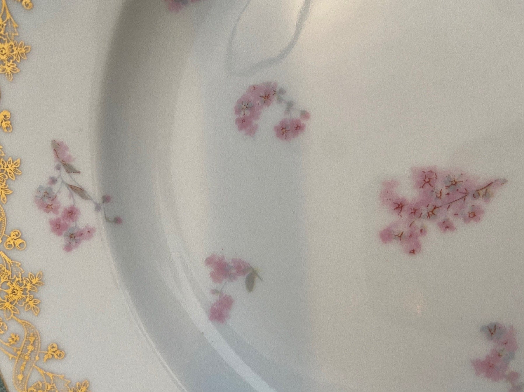 LIMOGES FRENCH PORCELAIN BOWLS